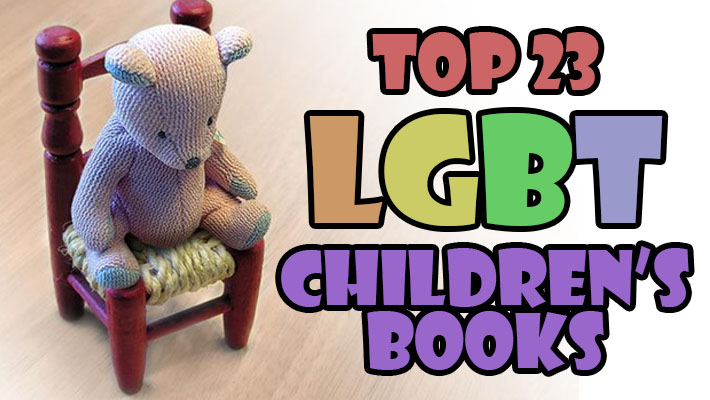 Read Your Kid a Bedtime Story With These LGBT Children's Books